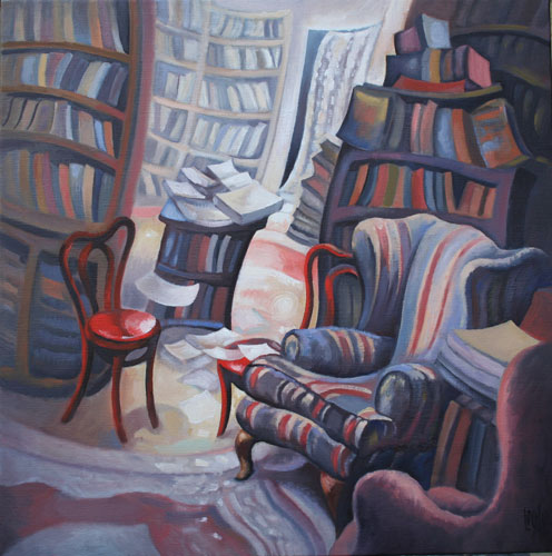 ADOBE BOOKSHOP - 60x60
