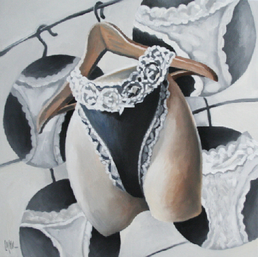 KNICKERS OF CAMDEN - 60x60