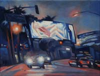 SUNSET STRIP - 35X27