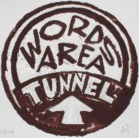 WORDS AREA TUNNEL - 50x50