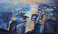 ELECTRIC CITY - 162x97