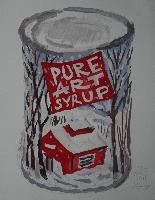 PURE ART SYRUP - 50x40