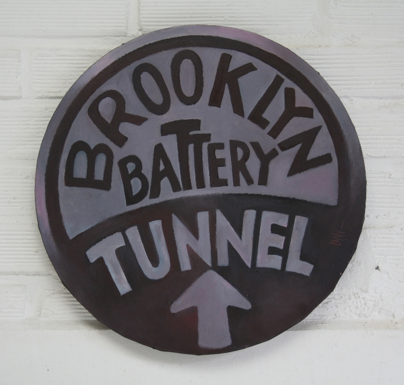BROOKLYN BATTERY TUNNEL2 - DIAMETRE 50