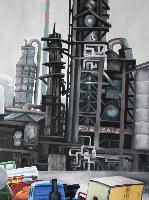 OIL FACTORY FOR SALE - 130x97